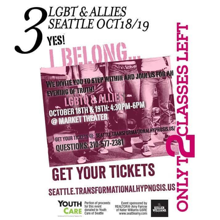 October 2103 Yes! I Belong… PR Release