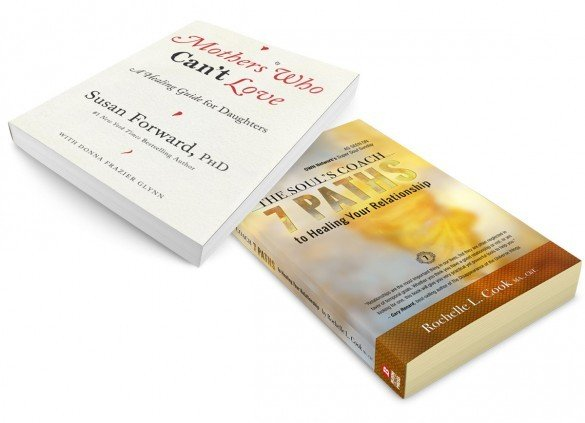 Susan Forward Ph.D., endorses Rochelle L. Cook's new book: The soul's Coach—7 Paths to Healing Your Relationship
